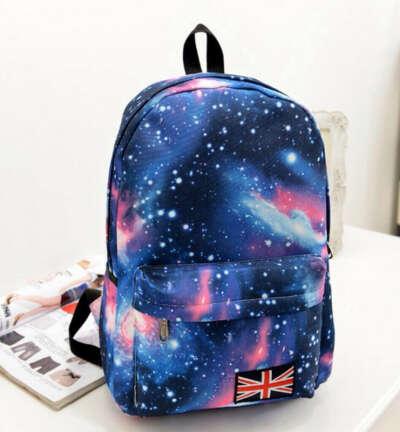 Хочу космический рюкзак!