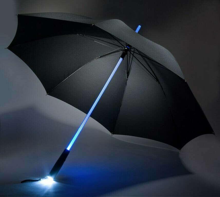 Зонт с интересным дизайном