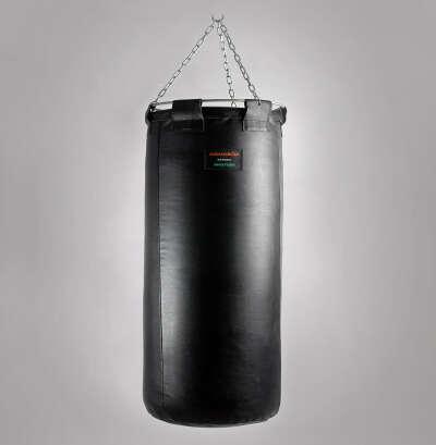Какую-нибудь боксёрскую грушу