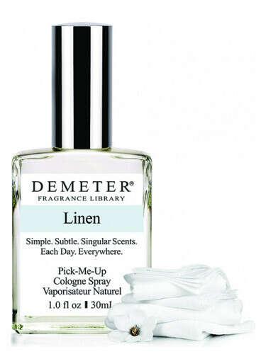 Духи Demeter c необычным ароматом