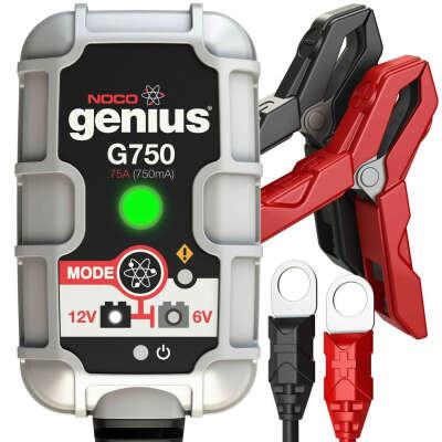 G750EU 6В и 12В 0,75А зарядное устройство