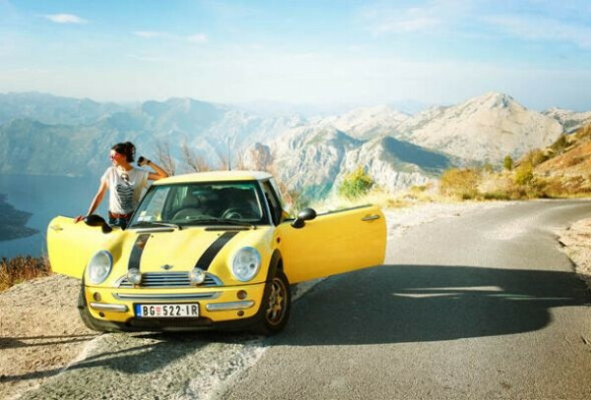 Поездка по Европе на машине