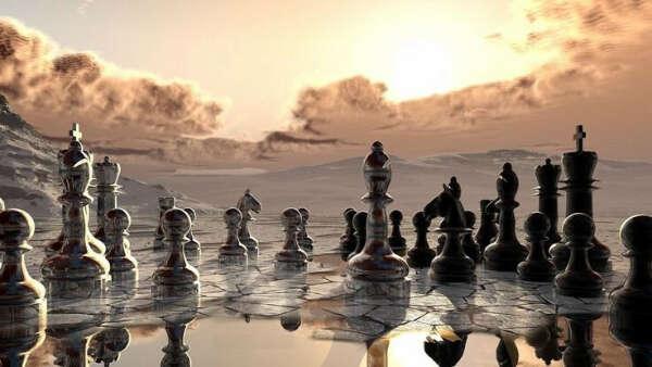 Научиться хорошо играть в шахматы