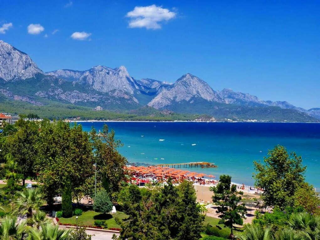 Отдохнуть в Кемере, Турция