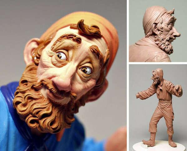 Научиться скульптуре