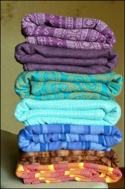 Пополнить коллекцию шарфов