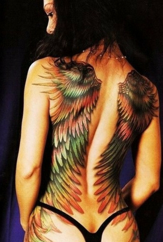 Исправить татуировку и сделать новую