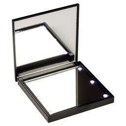 Зеркало для сумочки с подсветкой