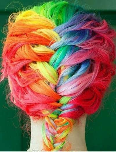 хочу покрасить волосы)))