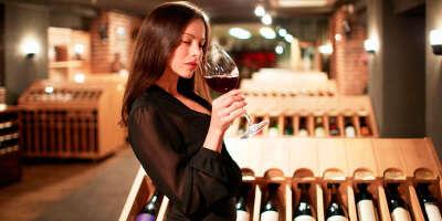 41. Дегустировать заморские вина