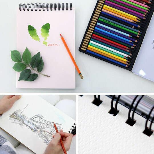 Блокнот для рисования 'Swatch Pad' - For Drawing