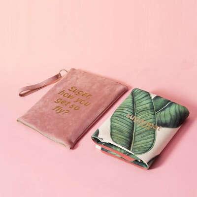 Йога-коврик для путешествий