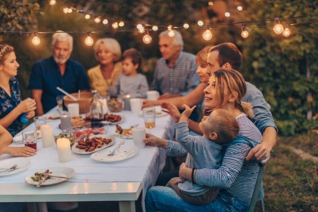 Традицию семейных ужинов