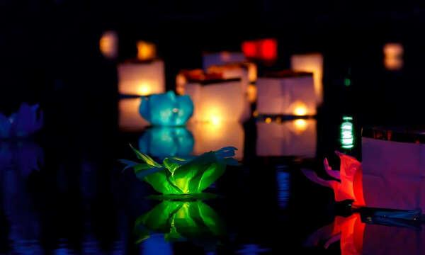 Фестиваль водных огней