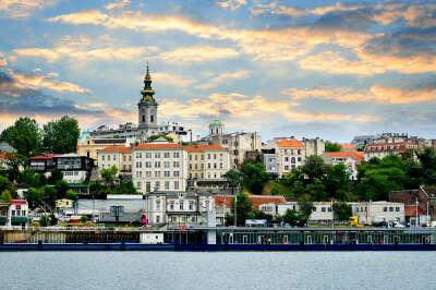 В Сербию, в Белград