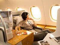 Полетать в бизнес-классе