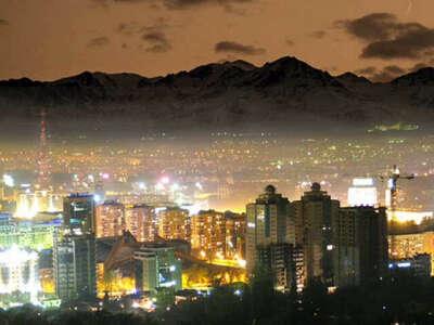 Хочу в Алматы