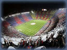 Посетить стадион Camp Nou