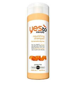 Увлажняющий шампунь Yes To Carrots - 500 мл