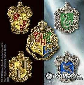 Хогвардские значки