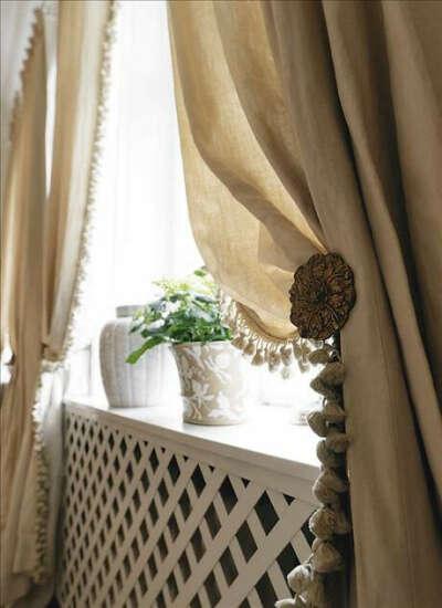 Новые шторы и тюль в гостиную