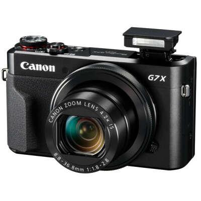 Фотоаппарат компактный Canon Power Shot G7 X Mk II Black