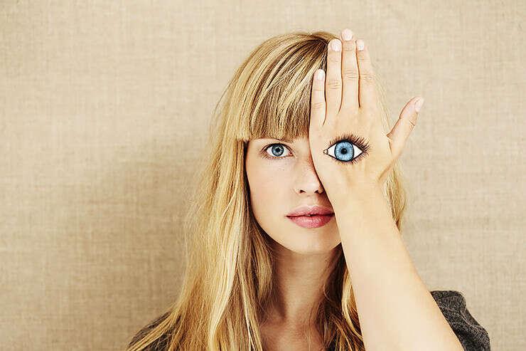 Блефаропластика (Тёмные круги под глазами)