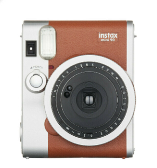 Fujifilm Instax mini 90 – фотоаппарат мгновенной печати