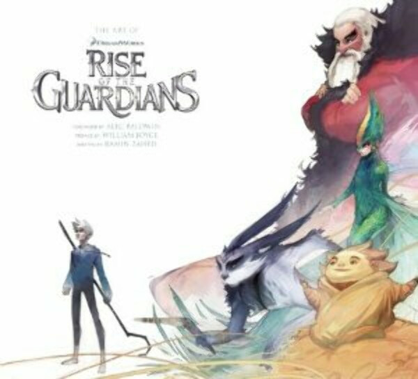 Артбук Rise of the Guardians (The Art of Dreamworks)