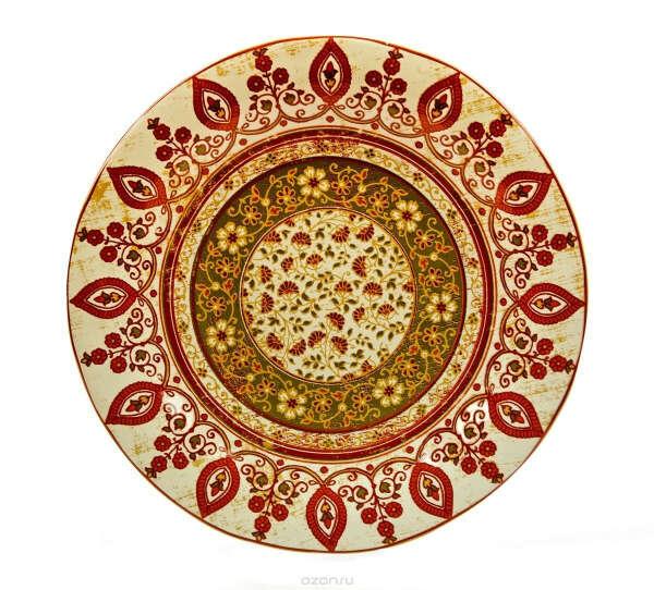 "Тарелка обеденная Utana ""Кашмир"", диаметр 27,5 см"