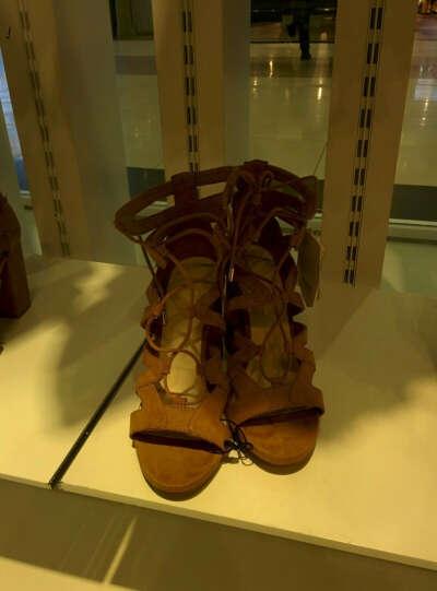 Туфли от Bershka