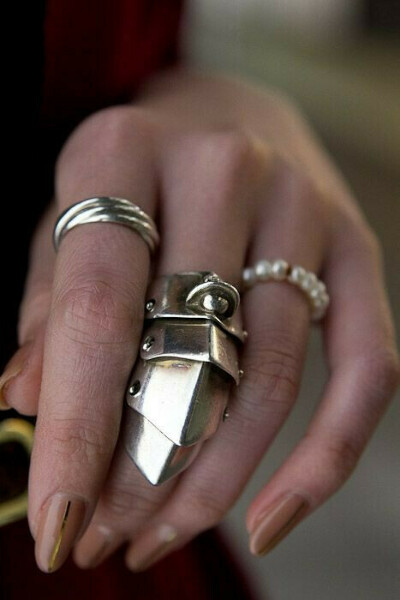 Armour Ring