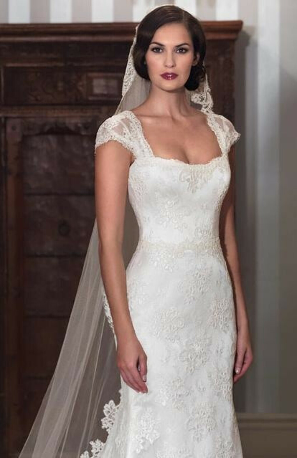 Lucia by Suzanne Neville Wedding Dress