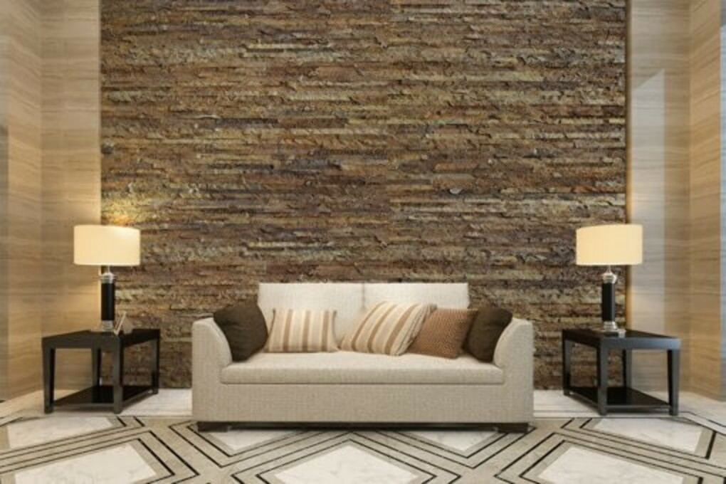 Ledge Stone 1-1/32″ (26mm) Peel and Stick Acoustic Cork Wall Panels (14.49 sq. ft. / case)
