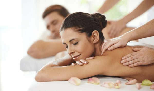 Парный массаж