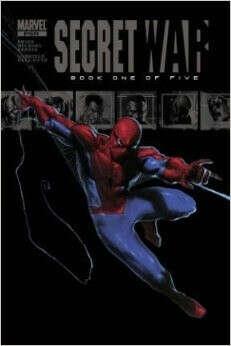 Secret War (New Avengers) (Book 1)                                Hardcover                                                                                                                                                                                – Ma
