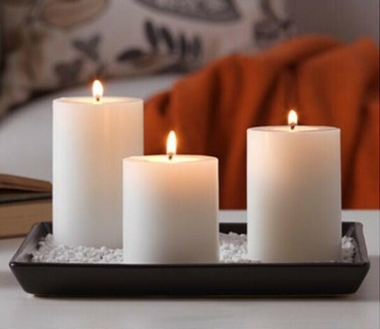 Неароматические свечи