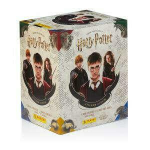 Бокс наклеек Panini ГАРРИ ПОТТЕР (Harry Potter Saga Hybrid)