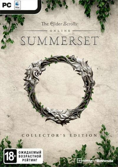 The Elder Scrolls Online: Summerset.  + Morrowind!!!