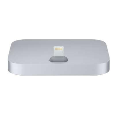 Док-станция для iPhone с разъёмом Lightning– «серый космос»