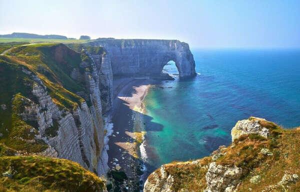 Поехать в Нормандию (Сен-Мало)