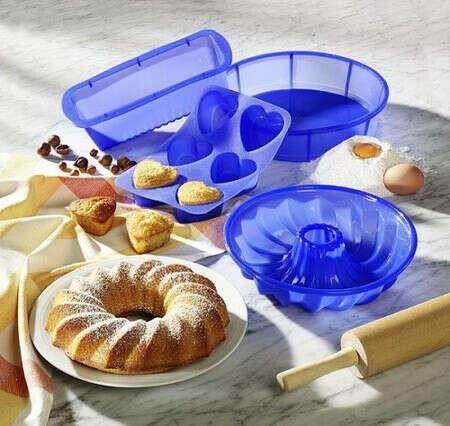 Разные формы для выпечки и запекания