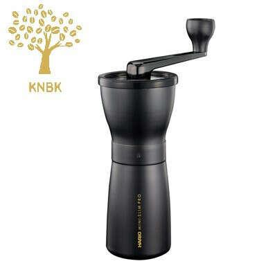 Ручная кофемолка японской фирмыХарио Mini Mill Slim Pro. MMSP-1B
