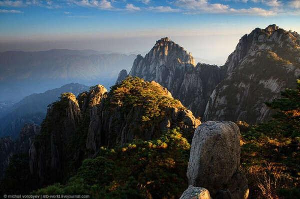 Хуаншань (Китай)