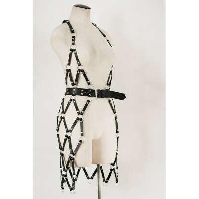 Портупея-платье