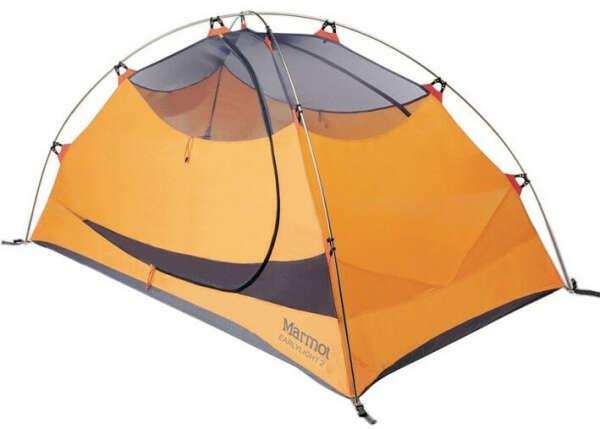 Походная палатка (легкая и просторная)