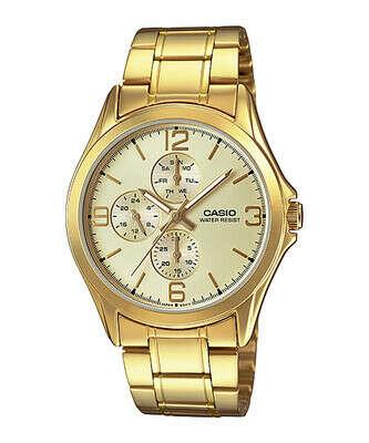Часы Casio MTP-V301G-9A