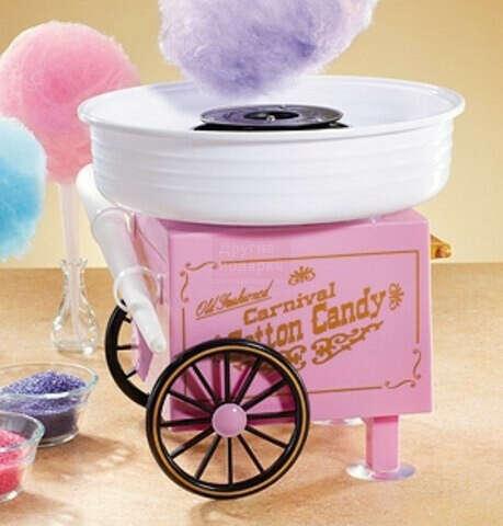 Аппарат для сладкой ваты