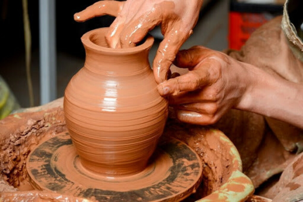 Pottery master class