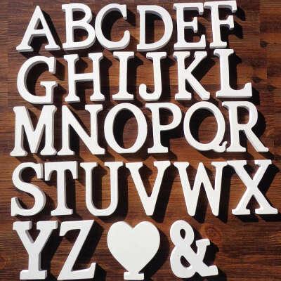 буквы имени деревянные